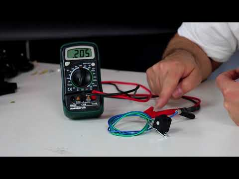 How to Test Pickup Pulser / Trigger Coils for Motorcycle