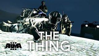 the thing das ding aus einer anderen welt in arma 3 01 deutsch