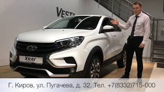 Обзор NEW LADA XRAY CROSS