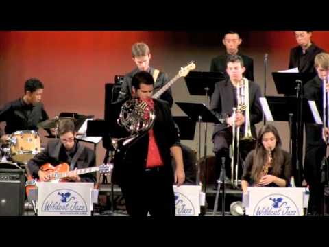 Rock Horn Project Lex with big band