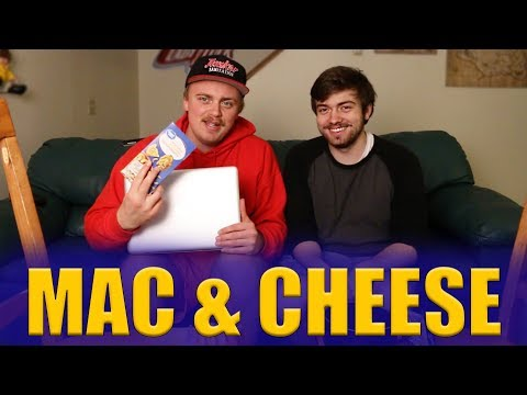 Making Mac & Cheese With My Macbook