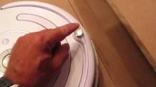 Roomba Bumper Extender Video