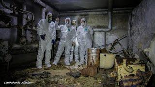 ������ ���-126 � �������. Pripyat: Hospital MsCh-126 Horrifying basement