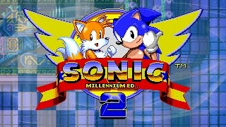 Sonic 2 Millennium Edition - Walkthrough