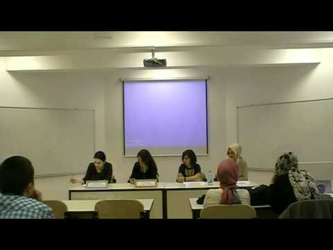 "Second Undergraduate Conference on Anglo-American Literature: ""Gender and Sexuality"""
