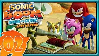 Sonic Boom [#2] - UN DUO DE CHOC !