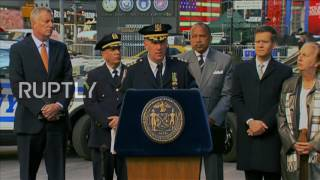 USA: New York 'well prepared' for election day ISIS threat – Counterterrorism Chief