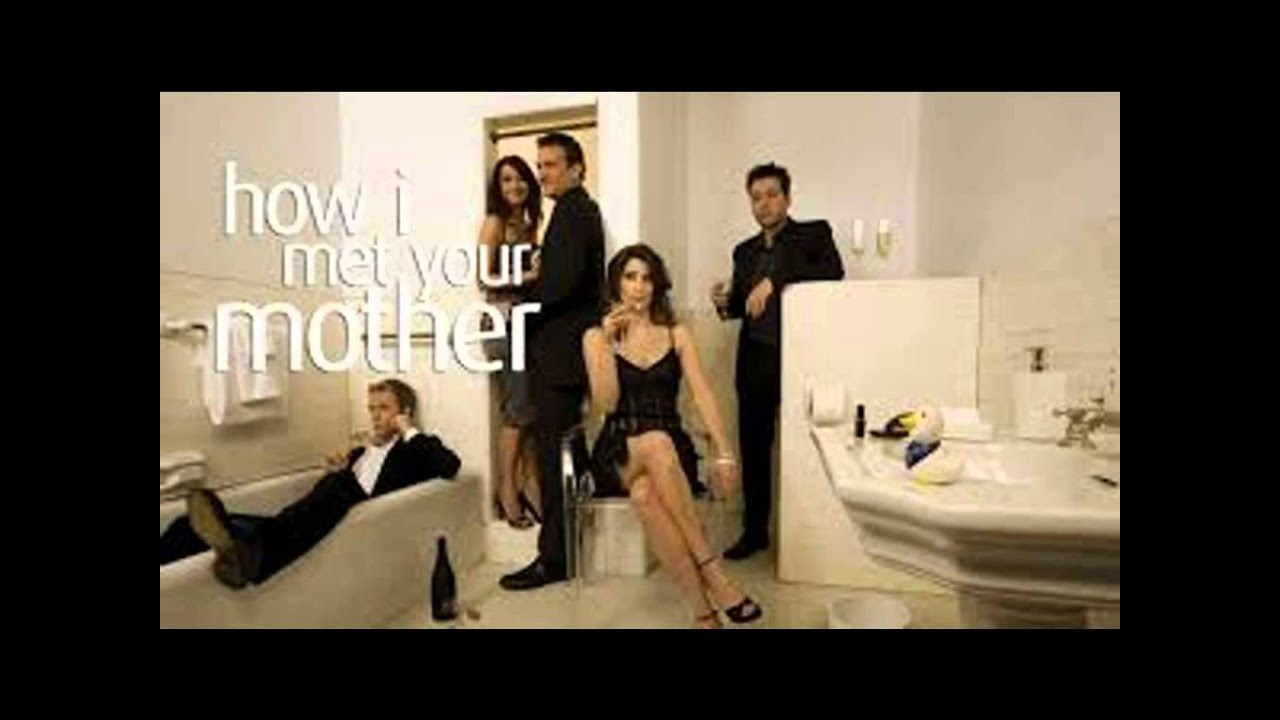 How I Met Your Mother 8×15 P.S. I Love You …