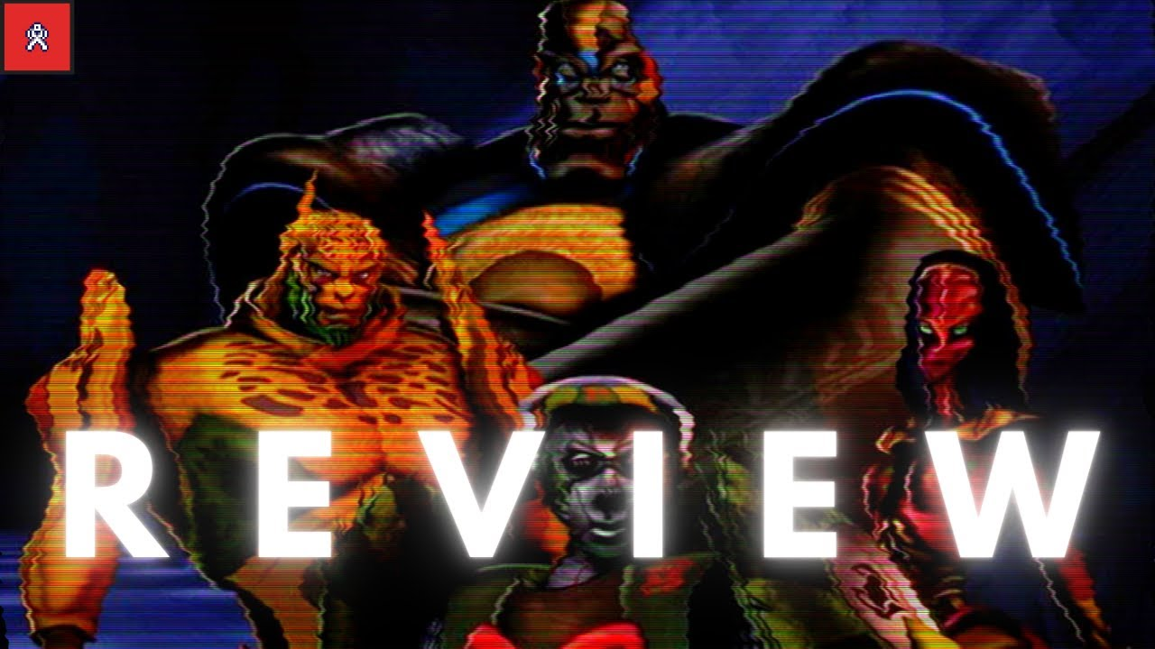 Transformers Beast Machines Review by ZetaVS