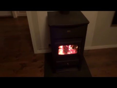 My Prity K2 CP W10 stove setup