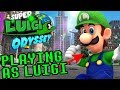 PLAYING AS LUIGI IN SUPER MARIO ODYSSEY!!! [Super Luigi Odyssey Fan Game]