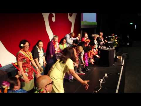 NZEI Te Riu Roa Annual Conference 2014
