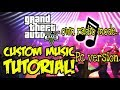 How To Listen Own Songs In Gta 5
