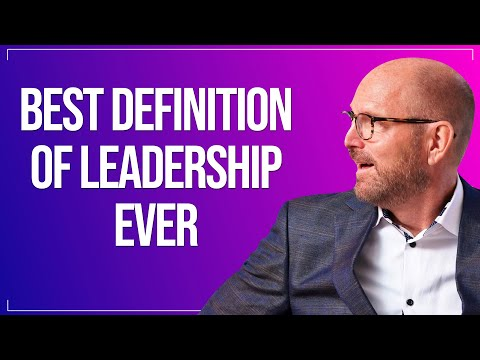 Leadership Definition (the Best Ever)