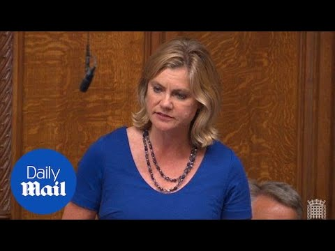 Justine Greening slams 'poison pill clause' on Heathrow expansion