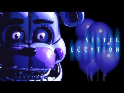 Five Nights at Freddy's Sister Location! - Il nuovo PAUROSO capitolo! - (Salvo Pimpo's)