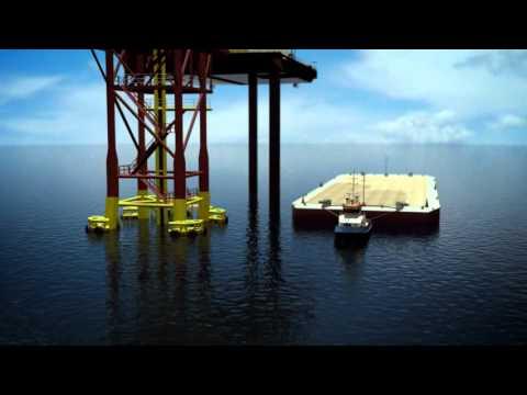 Montco Offshore Liftboat