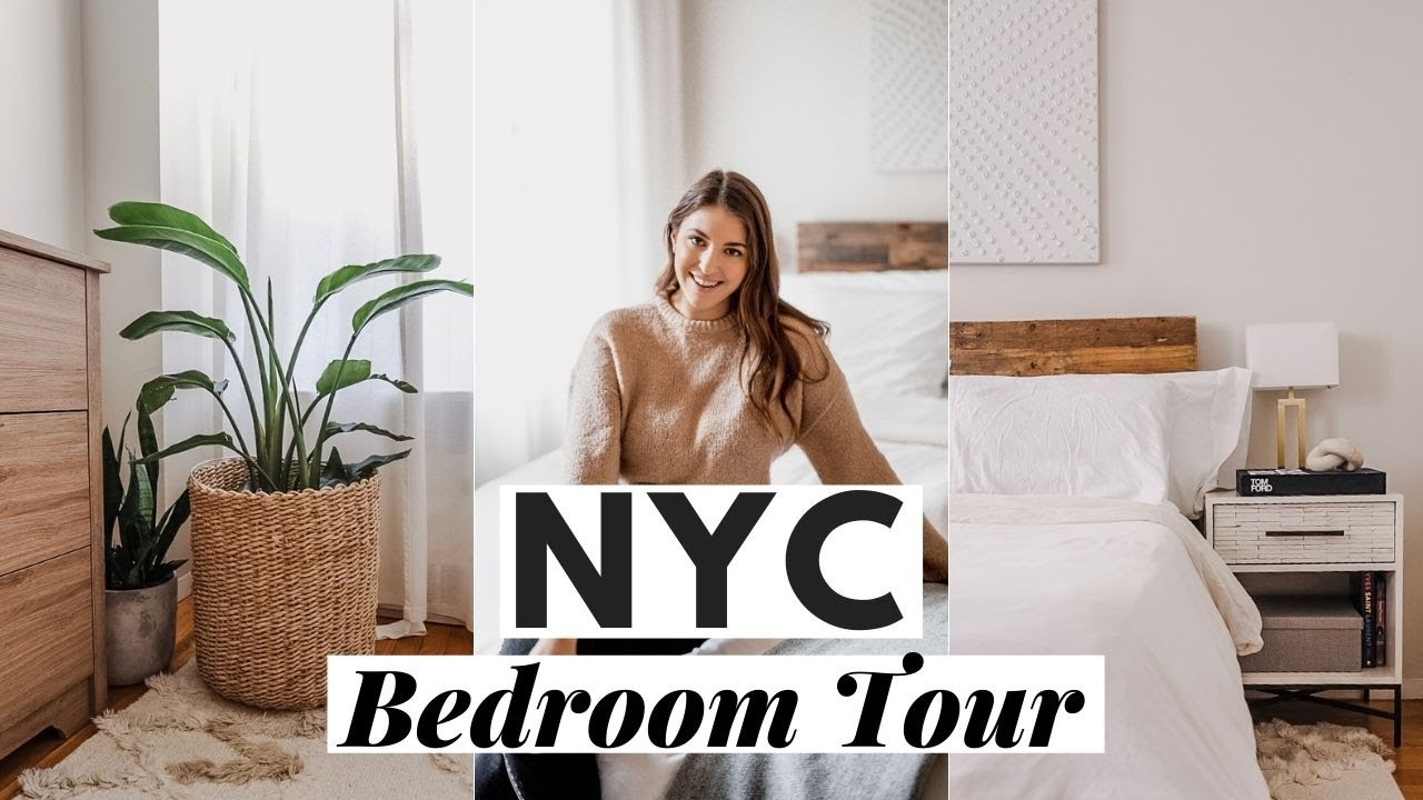 Bedroom Tour In NYC: Modern Home Decor, Bohemian Style - Dana Berez