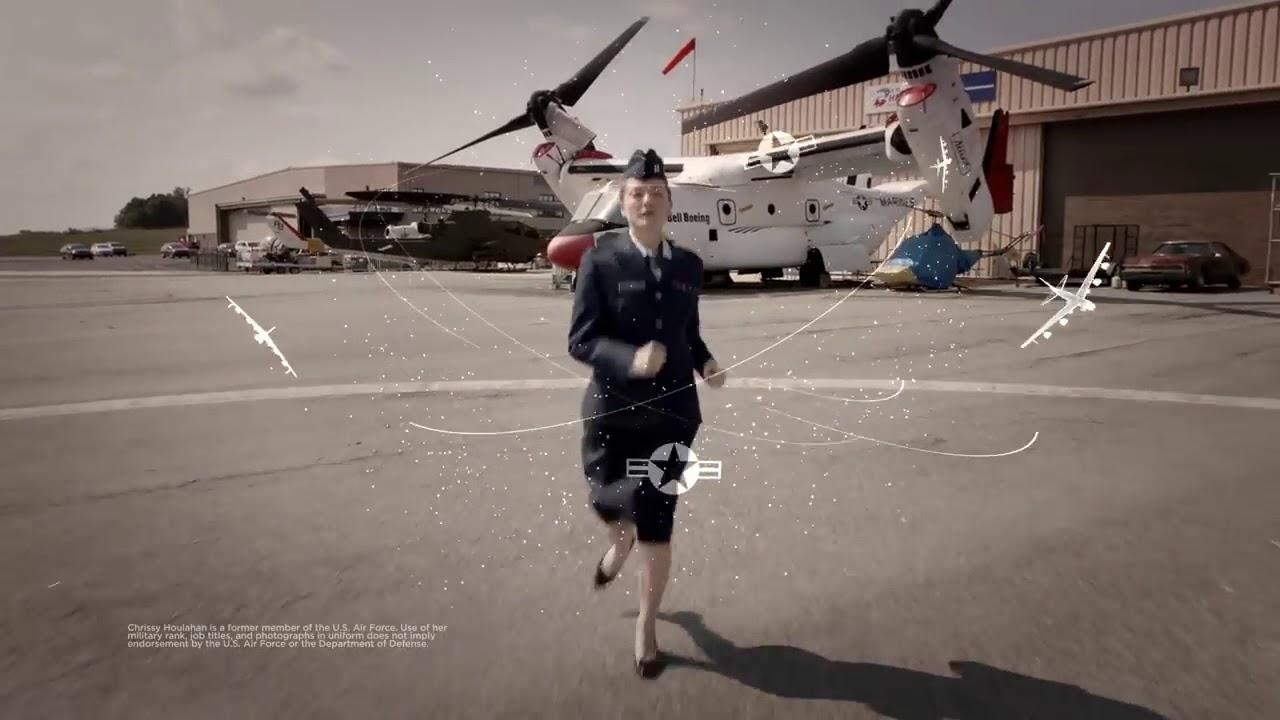 Chrissy Houlahan - Service