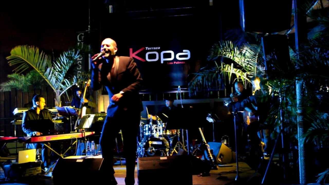 Gerson Galvn en concierto LA LTIMA NOCHE Terraza Kopa