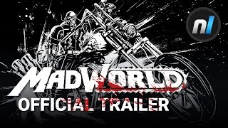 MadWorld (Wii) - Official Trailer