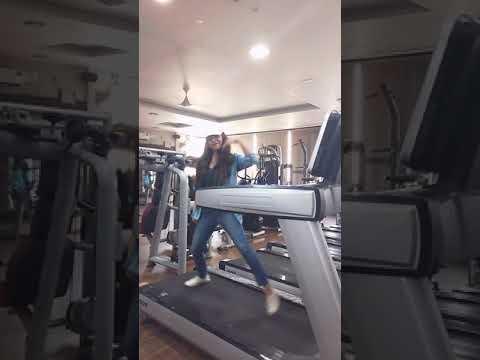 Dance while walking -2  Treadmill Dance