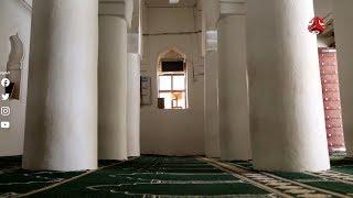 أذكر اثنين من أشهر مساجد مدينة تريم ؟ | رحلة حظ 2