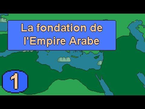 Histoire du Moyen-Orient #1 - La fondation de l'Empire Arabe