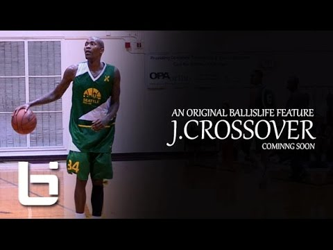 "Jamal Crawford's ""J.Crossover"" Mini-Doc Official Teaser Trailer!"