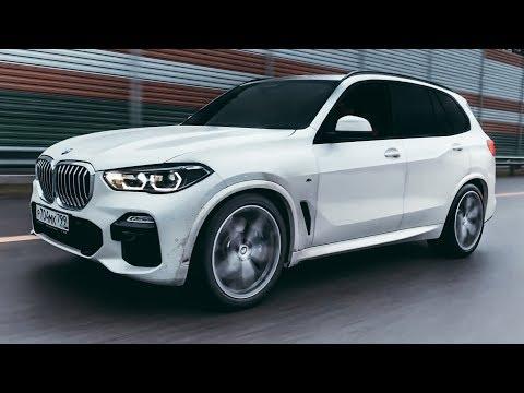 ЗАБРАЛ НОВЫЙ BMW