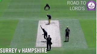 Royal London One-Day Cup | Road to Lord's
