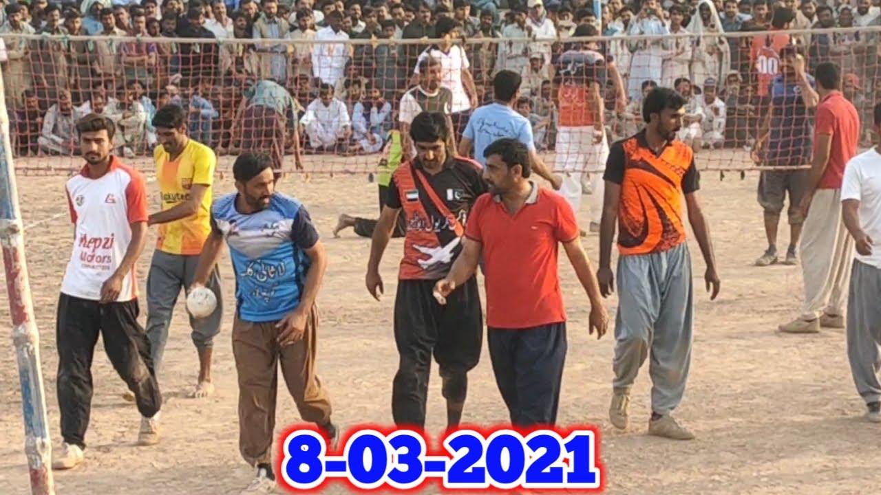 Download Akhtar Baloch, Amir Sara Vs Faisal Bhatti, Naveed Warraich - Shooting Volleyball Match 8-03-2021