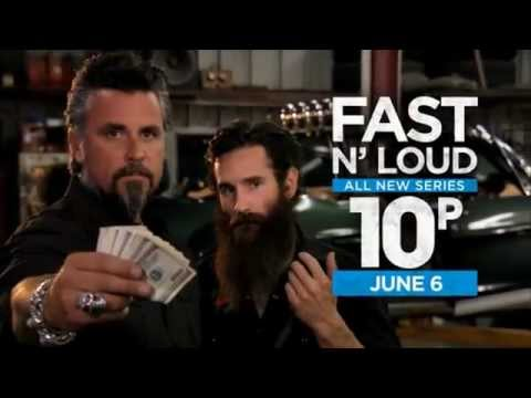 fast n 39 loud premieres wed june 6 2012 at 10pm e p on discovery youtube. Black Bedroom Furniture Sets. Home Design Ideas