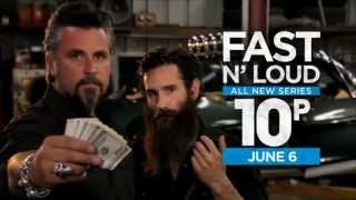 Fast N' Loud | Premieres Wed, June 6, 2012 at 10PM e/p on Discovery*