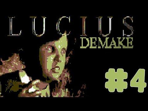 Lucius Demake - Walkthrough - Part 4 - Tone-Death (PC HD) [1080p60FPS] |