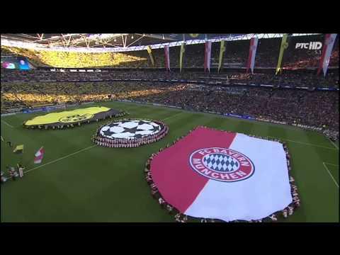 Epska najava - Aca Stojanović | Borussia Dortmund 1 - 2 Bayern Munich | 25.05.2013