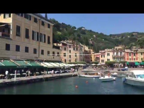 Dolce&Gabbana Alta Moda Fashion Show Portofino, Italy: July 11, 2015