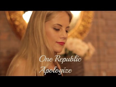Timbaland - Apologize ft. OneRepublic | Pianist Anna Demis | piano cover