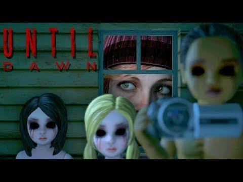Until Dawn Gameplay German #11 - Das Horror Puppenhaus