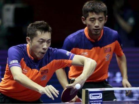 Table Tennis - Doubles Showtime (Unreal Points)