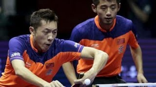 Table Tennis - Doubles Showtime (Unreal Points)