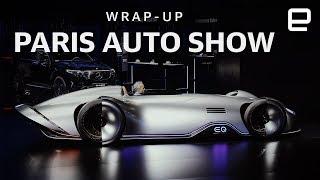 Paris Auto Show 2018 Wrap Up