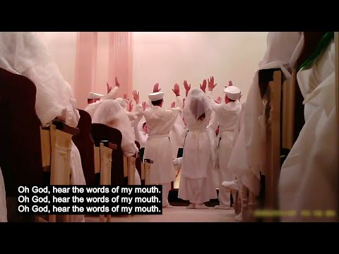 "Full Mormon temple prayer circle from ""Behind The Veil 2"" [Hidden camera footage]"