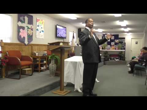 Hope Fellowship Baptist Church - Where is Jesus (Pastor James Williams)