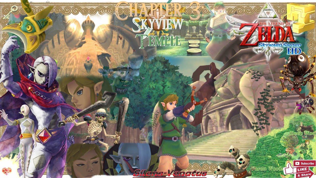 Chapter 3: Skyview Temple [The Legend of Zelda™: Skyward Sword HD]