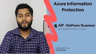 How to configure Onprem scanner in Azure Information protection | video 4 | Step by Step