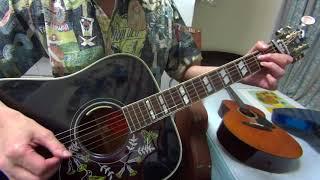 古井戸の「夕立ち」を弾き語りました。 アルバム「オレンジ色のスケッチ...