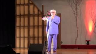 歌唱研究北天会発表会で、秀勝さんが熟年バワーよろしく渋く堂々と唄い...