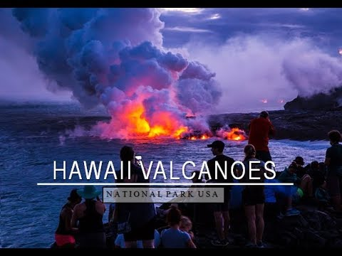 Hawaii Volcanoes National Park | American National Park |