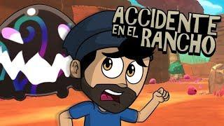 ACCIDENTE EN EL RANCHO ✮ Slime Rancher #3 | iTownGamePlay